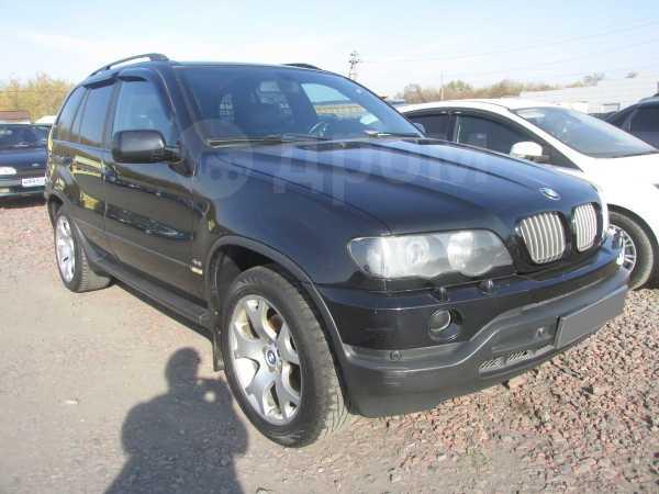 BMW X5, 2001 год, 485 000 руб.