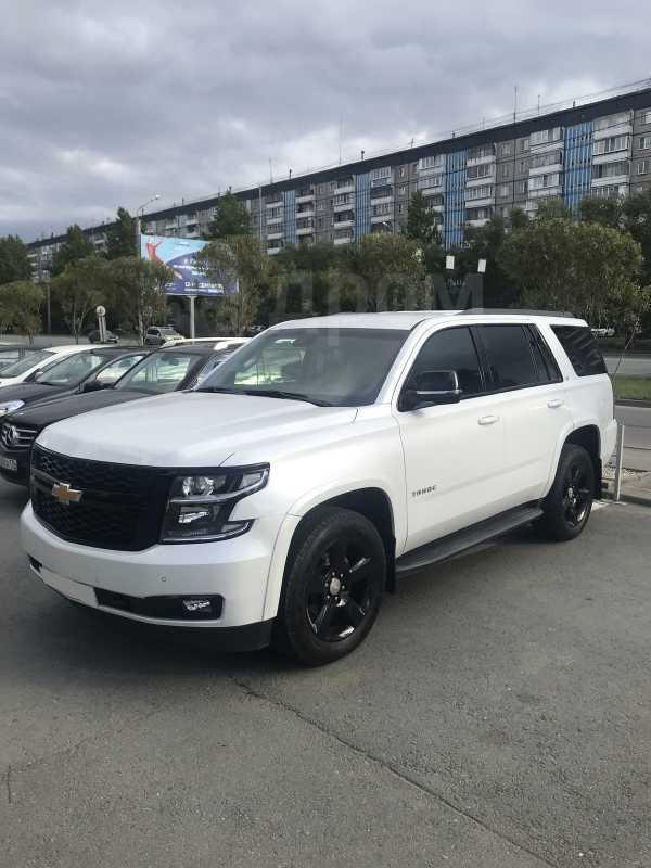Chevrolet Tahoe, 2016 год, 2 690 000 руб.