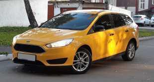 Кемерово Ford Focus 2015