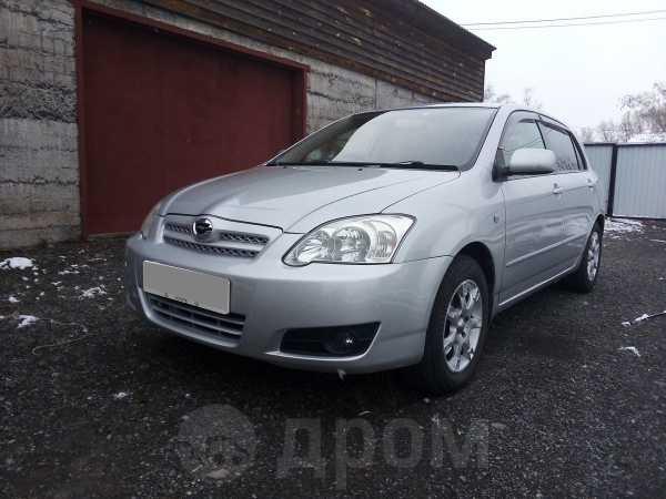 Toyota Corolla Runx, 2005 год, 410 000 руб.