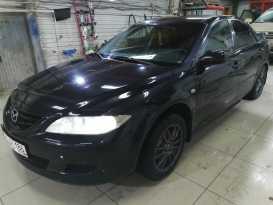 Нижневартовск Mazda6 2004