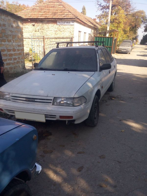 Toyota Carina, 1991 год, 45 000 руб.