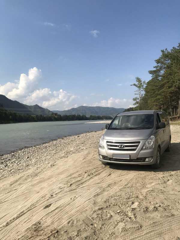 Hyundai H1, 2016 год, 1 350 000 руб.