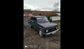 Омск Нива Пикап 2000