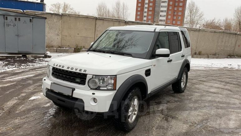 Land Rover Discovery, 2011 год, 1 250 000 руб.
