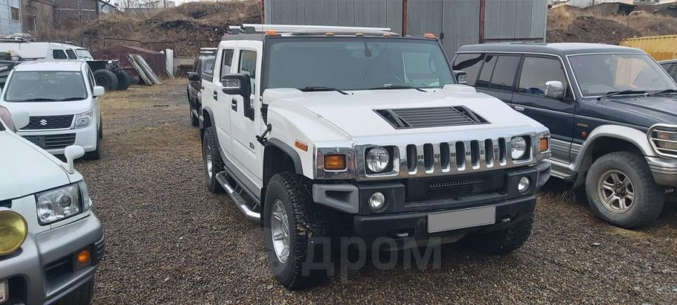 Hummer H2, 2006 год, 1 250 000 руб.