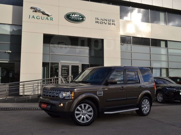 Land Rover Discovery, 2013 год, 1 430 000 руб.