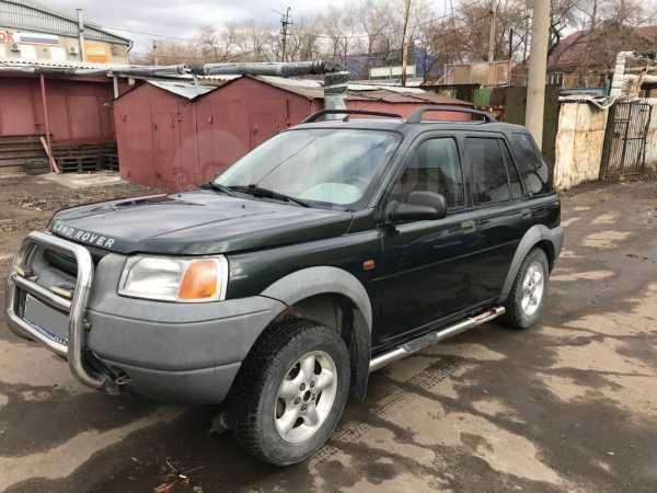 Land Rover Freelander, 1999 год, 120 000 руб.