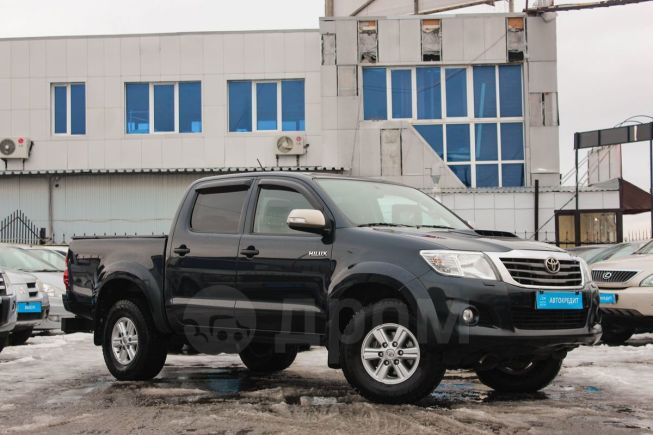 Toyota Hilux Pick Up, 2014 год, 1 229 000 руб.