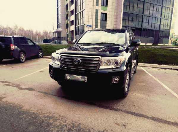 Toyota Land Cruiser, 2013 год, 2 620 000 руб.