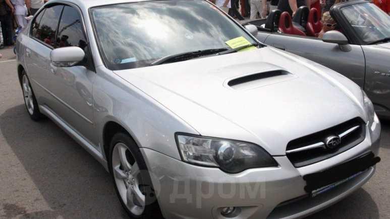 Subaru Legacy B4, 2003 год, 570 000 руб.