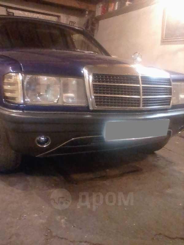 Mercedes-Benz 190, 1988 год, 130 000 руб.