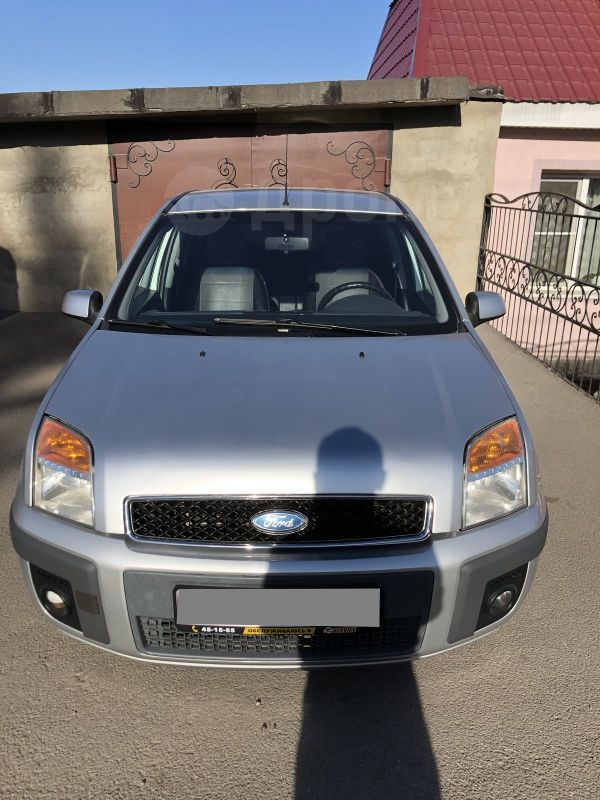 Ford Fusion, 2008 год, 274 000 руб.