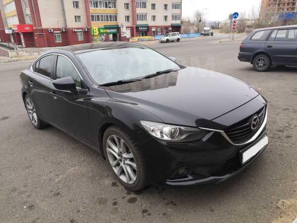 Mazda Mazda6, 2012 год, 920 000 руб.