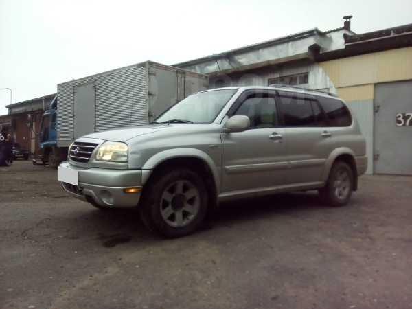 Suzuki Grand Escudo, 2002 год, 450 000 руб.