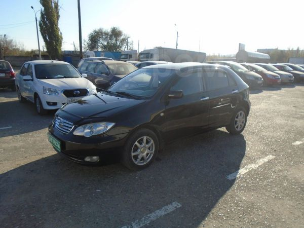 BYD F3, 2008 год, 183 000 руб.