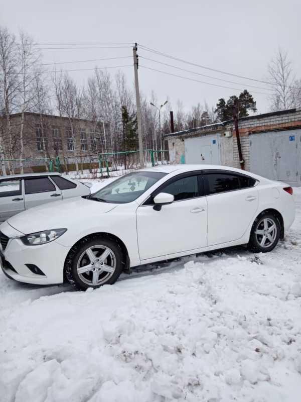 Mazda Mazda6, 2016 год, 1 170 000 руб.