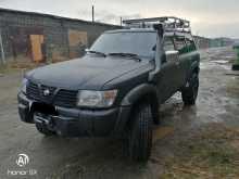 Магадан Patrol 1998