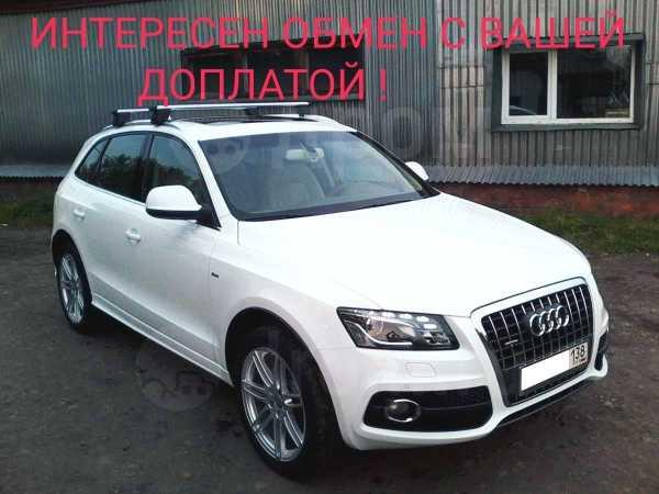 Audi Q5, 2011 год, 1 180 000 руб.