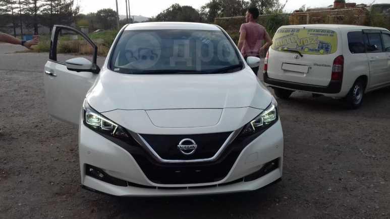 Nissan Leaf, 2019 год, 1 580 000 руб.
