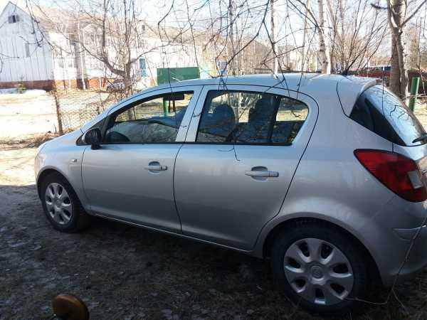 Opel Corsa, 2010 год, 320 000 руб.