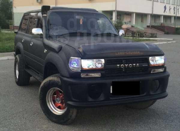 Toyota Land Cruiser, 1995 год, 699 000 руб.