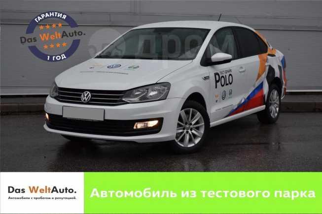 Volkswagen Polo, 2018 год, 860 000 руб.