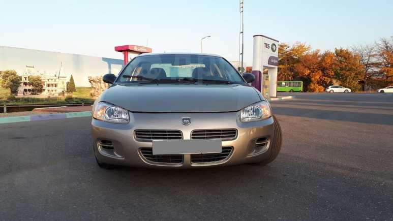 Dodge Stratus, 2002 год, 210 000 руб.