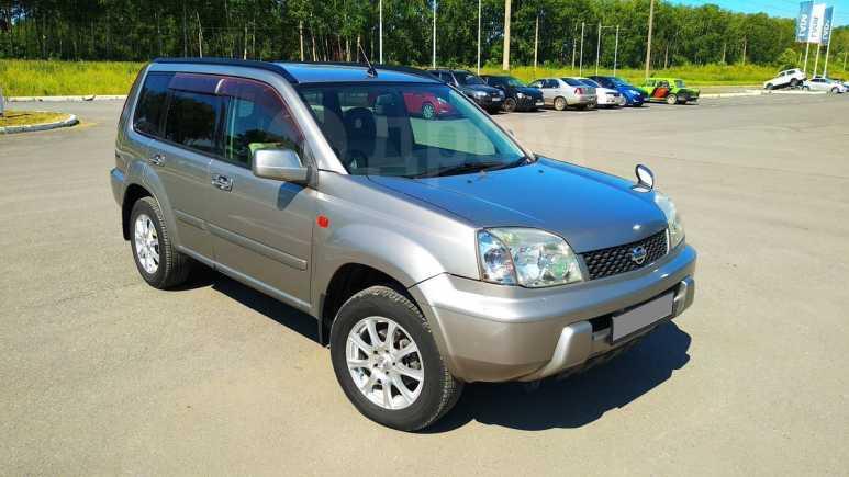 Nissan X-Trail, 2002 год, 435 000 руб.