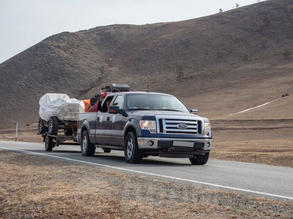 Ford F150, 2010 год, 1 100 000 руб.