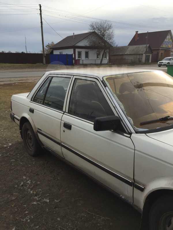Nissan Bluebird, 1984 год, 45 000 руб.