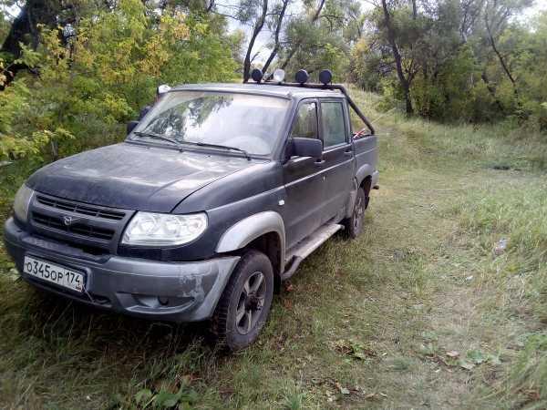 УАЗ Пикап, 2008 год, 250 000 руб.