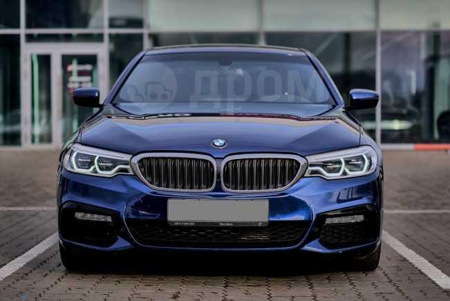 BMW 5-Series, 2017 год, 2 399 000 руб.