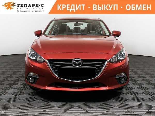 Mazda Mazda3, 2015 год, 780 000 руб.