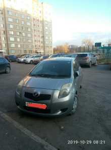 Челябинск Vitz 2007