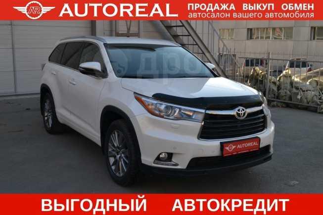 Toyota Highlander, 2014 год, 2 130 000 руб.