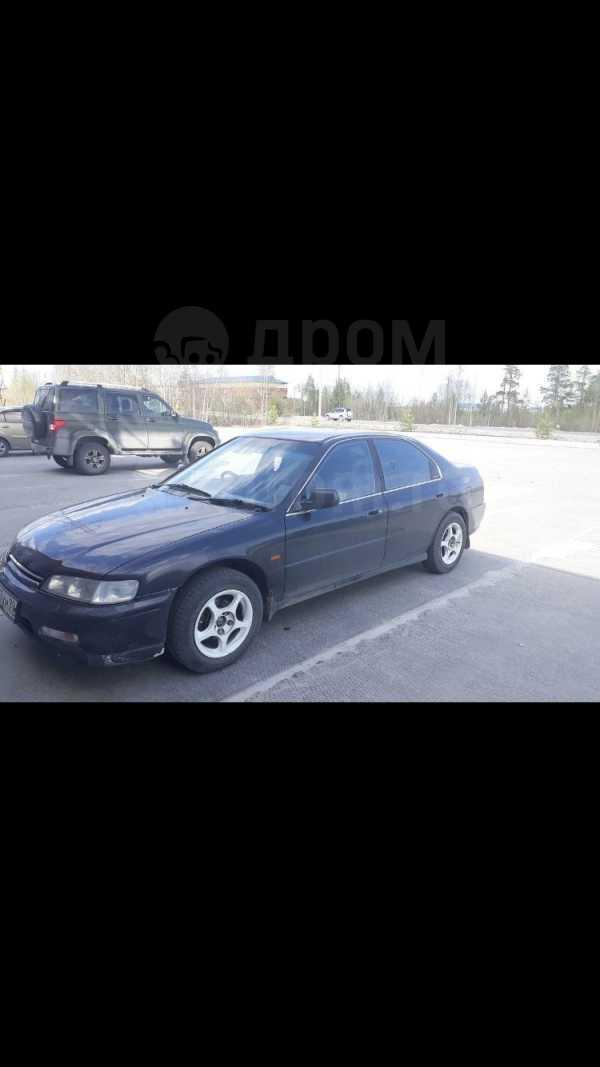 Honda Accord, 1997 год, 150 000 руб.