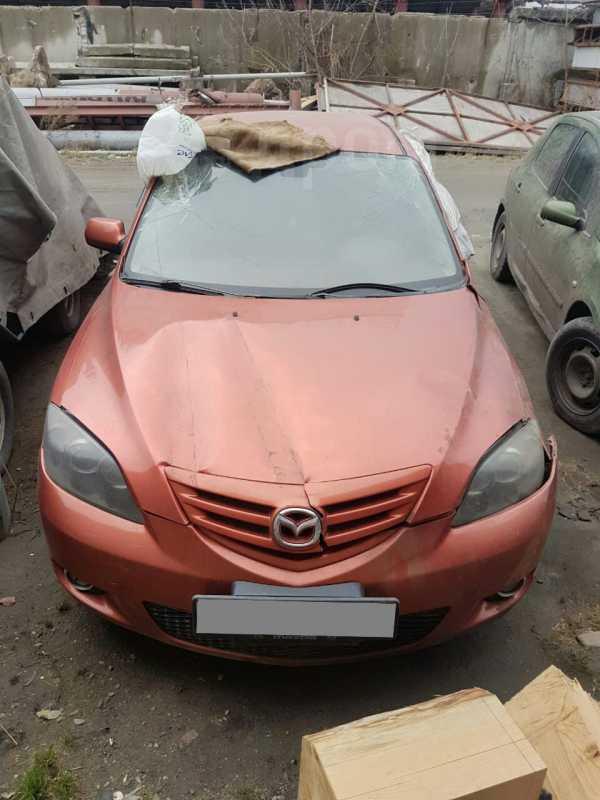Mazda 323, 2004 год, 210 000 руб.