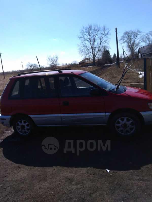 Mitsubishi RVR, 1992 год, 40 000 руб.
