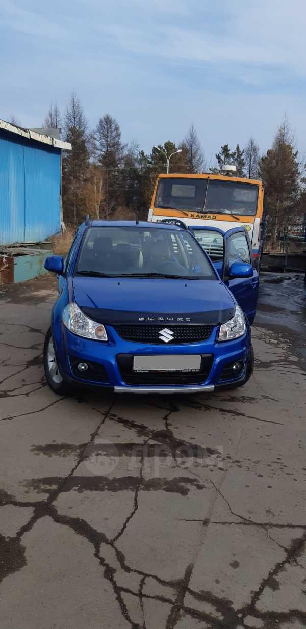 Suzuki SX4, 2011 год, 699 000 руб.