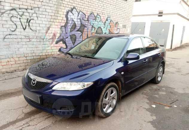 Mazda Mazda6, 2004 год, 370 000 руб.