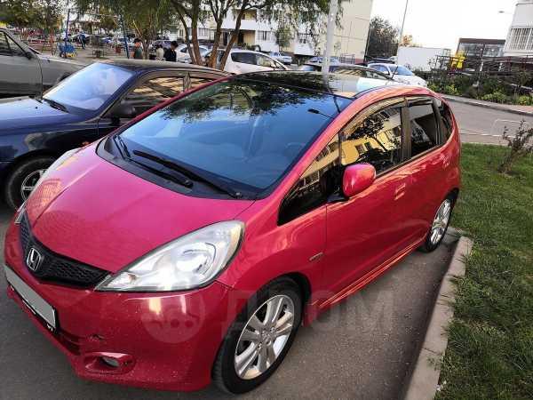 Honda Jazz, 2011 год, 525 000 руб.