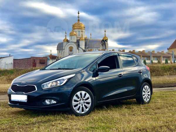 Kia Ceed, 2013 год, 579 000 руб.
