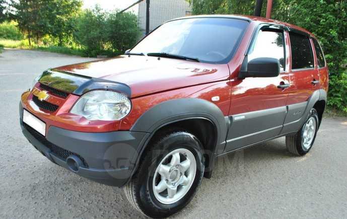 Chevrolet Niva, 2014 год, 368 000 руб.