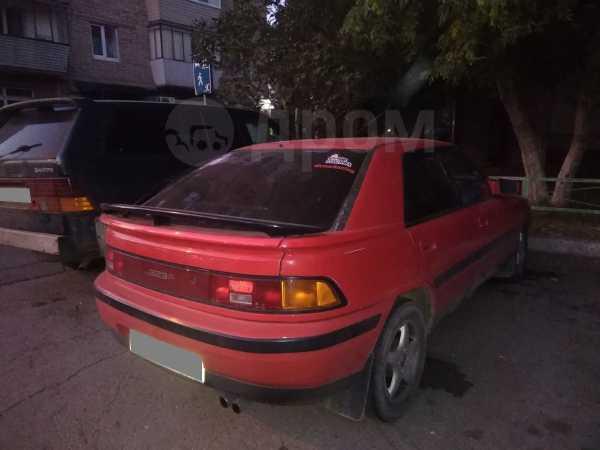 Mazda 323, 1991 год, 85 000 руб.