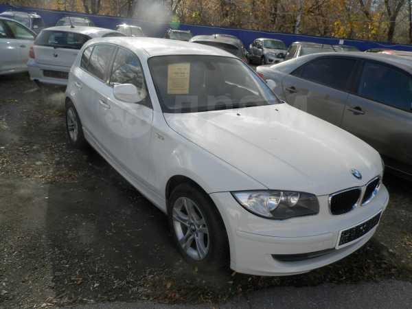 BMW 1-Series, 2010 год, 465 000 руб.