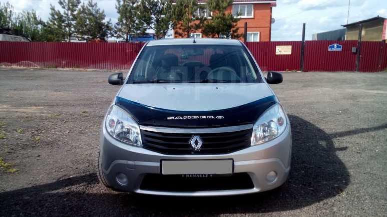 Renault Sandero, 2013 год, 330 000 руб.