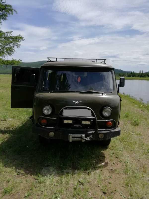УАЗ Буханка, 1996 год, 270 000 руб.