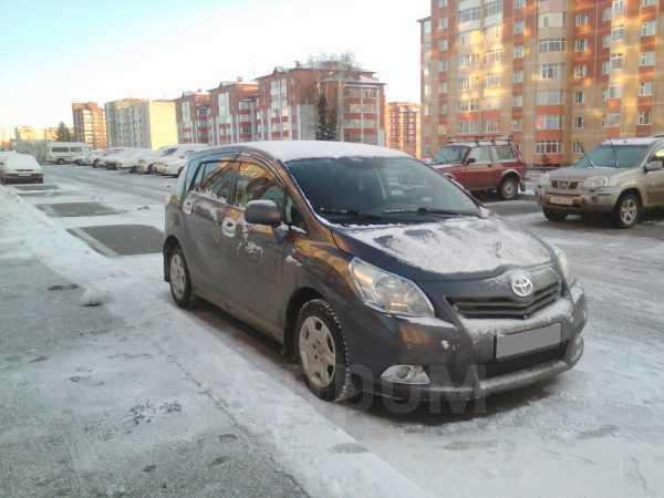 Toyota Verso, 2012 год, 730 000 руб.