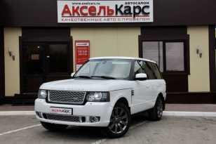Киров Range Rover 2012